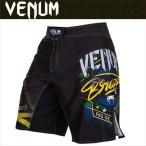 ★送料無料★ VENUM ベヌム / ファイトショーツ Carioca 3.0 FIGHTSHORTS(ブラック)  正規品 格闘技 ブラジリアン柔術 MMA UFC コンバット キックボクシング