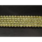 隕石ビーズ リビアングラス AAA  6.0mm 1粒