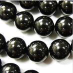 粒売ビーズ ジェット黒玉(こくぎょく) 10.0mm玉 --70