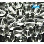 ビーズ  水晶 AAA 4.0ミリ玉 1粒