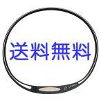 SOBON 汗・水に強い シリコン スポーツネックレス ゲルマニウム(Ge) ゲルマニウムネックレス 黒 [gesobon998bk]