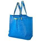 Yahoo! Yahoo!ショッピング(ヤフー ショッピング)メール便送料無料 IKEA/イケア FRAKTA キャリーバッグ M ブルー ショッピングバッグ