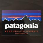 【pa-2】patagonia パタゴニア ステッカー ブラック classic patagonia