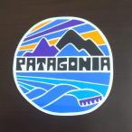 【pa-47】patagonia パタゴニア ステッカー FITZ ROY RIGHTS フィッツ ロイ ライツ
