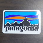 【pa-65】patagonia パタゴニア ステッカー sticker RETRO LOGO FITZROY
