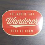 【TH-9】THE NORTH FACE sticker ザ ノースフェイス ステッカー WD