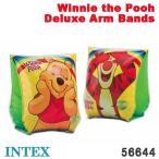 インテックス INTEX プーさん Disney デラックスアームバンド 56644