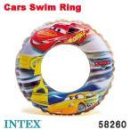INTEX インテックス Disney スイムリング Cars 51cm 58260 日本