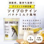 ソイプロテイン 美味しいプロテイン バナナミルク風味 大豆プロテイン 500g 大豆たんぱく アメリカ産 ダイエット diet protein