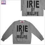 IRIE トレーナー IREI STENCIL CREW GRY / グレー IRAW15052 アイリー トレナー