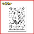 ポケモンカードゲーム デッキシールド スリーブ ピカチュウ コミック Pikachu Comic-Style (海外版)