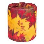 販促まかせてドットコムで買える「紅葉 もみじ トイレットペーパー 1個 55円 100個セット バラ発送不可」の画像です。価格は55円になります。