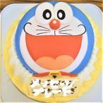 ドラえもん立体ケーキ/誕生日ケーキ/ホールケーキ/キャラクターケーキ/デコレーションケーキ/6号(約18cm)