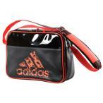 adidas スポーツ エナメルバッグ (L) /アディダス エナメル 通勤 通学 Lサイズ 子供 空手 ボクシング 稽古 ジム 野球 サッカー 25リットル