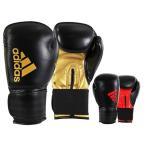adidas ボクシンググローブ FLX3.0 ハイブリッド50 adih50gb //アディダス キックボクシング スパーリンググローブ フィットネス ボクササイズ
