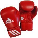 adidas WAKO公認 アマチュア ボクシンググローブ  //アディダス スパーリング キックボクシング 練習 ボクササイズ フィットネス サンドバッグ