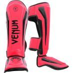 VENUM レッグガード ELITE STANDUP SHIN GUARDS (ピンク) //レガース キックボクシング 格闘技 防具 プロテクター 送料無料
