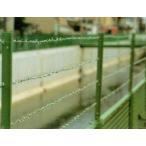 取付しのび BP-AL型 亜鉛メッキ H600 有刺鉄線4段用 20セット