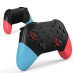 Switch コントローラー 無線/HD振動/6軸ジャイロセンサー/TURBO連射機能/NFC機能/Bluetooth接続 任天堂 Nintendo