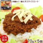 沖縄あぐー豚のタコライス 70g×5個 (送料無料メール便)