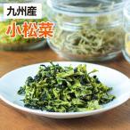 乾燥野菜 小松菜 国産野菜  保存野菜 野菜 乾燥