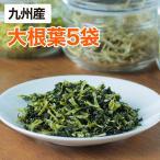 乾燥野菜 大根葉 大根菜 5個セット 国産野菜  保存野菜