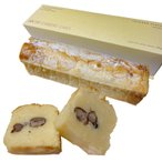 都松庵 AN DE CHEESE CAKE アンデチーズケーキ 1本 クルテンフリー チースケーキ 小麦粉不使用 生あん 常温 スイーツ お取り寄せ 今夜くらべてみました