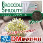ブロッコリースプラウト 30ml×30袋 種 タネ DM便送料無料 花粉症対策