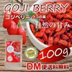 ゴジベリー クコの実 100g ドライフルーツ スーパーフード 食品 大容量 お得