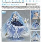 初音ミク  雪ミク Snow Princess Ver.(予約)[グッドスマイルカンパニー]