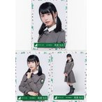 欅坂46 長濱ねる けやき坂46(ひらがなけやき)3rdシングルオフィシャル制服衣装 生写真 3枚コンプ