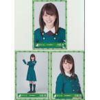 欅坂46 守屋茜 サイレントマジョリティー衣装 生写真3枚コンプ