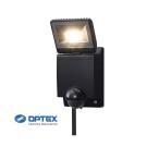 在庫あり オプテックス LA-12 (BL) ブラック LEDセンサライト ON/OFFタイプ  LED1灯タイプ