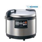 ショッピング象印 象印 NH-GE54 XA 単相 200V 専用 業務用 IH 炊飯ジャー 高火力 3升炊き