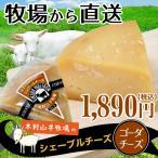 木村山羊牧場のやぎさんのシェーブルチーズ(ゴーダチーズ) 大分県佐賀関で木村夫婦に愛情たっぷり注がれた山羊ミルク100%使用