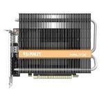 Palit GeForce GTX 1050 Ti KalmX 4 GB GDDR5 PCI Express 3.0グラフィックスカード-ブラック、1