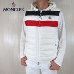 モンクレール MONCLER メンズ ダウンベスト TIMOTHE GILET 1A11400 C0453 / 32 / ホワイト 白 サイズ:2/5
