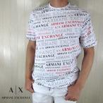 アルマーニエクスチェンジ A/X Armani Exchange Tシャツ メンズ 半袖 3HZTFC ZJH4Z / 7152 / ホワイト 白 サイズ:S〜XXL