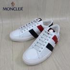 モンクレール MONCLER ローカットスニーカー MONTPELLIER SCARPA モンペリエ 1035800 01A5U / 002 / ホワイト サイズ:40〜44