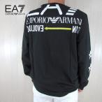 エンポリオアルマーニ イーエーセブン EMPORIO ARMANI EA7 メンズ 長袖Tシャツ 長袖 カットソー ロンT 6HPT50 PJ7CZ / 1200 / ブラック サイズ:S〜3XL