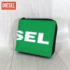 ディーゼル DIESEL 財布 折り財布 X06290 P2249 / T7298 / グリーン