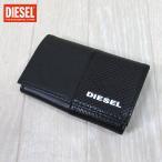 ディーゼル DIESEL メンズ キーケース キーリング X06124 P2301 / T8013 / ブラック 黒
