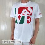 ハイドロゲン HYDROGEN メンズ Tシャツ 半袖 カットソー P00170/290/ITALY サイズ:S/M/L/XL/XXL/3XL