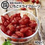 【送料無料】 完全 国産 ちょっと贅沢な プレミアム リッチ セミ ドライフルーツ いちご 苺 1袋(50g) おやつ お菓子作り おつまみ トッピング ポイント消化
