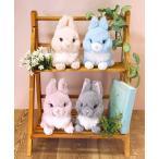 子ウサギのぬいぐるみ ラピヌ ネザーランドドワーフ