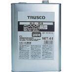 TRUSCO αホワイトオイルスプレー4L ECO-WO-C4