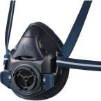 シゲマツ 防毒マスク・防じんマスク・TW01SC・ブラック・M TW01SC-BK-M