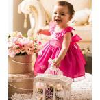 【キャサリンコテージ】妖精のようなオーガンジーとお花のカラードレス