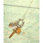 【ワイスチャーム】【幸運をもたらすヒヅメ】シルバー925 カーネリアン×ヒヅメネックレス