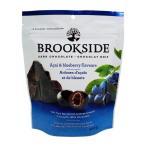 送料無料 ブルックサイド ダークチョコレート アサイー&ブルーベリー 235g×12袋代引き不可/同梱不可
